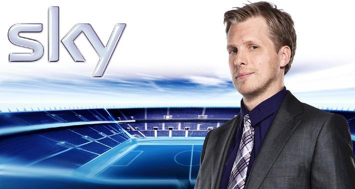 Oliver Pocher wird Sky Moderator bei Samstag LIVE! (mit Bild)