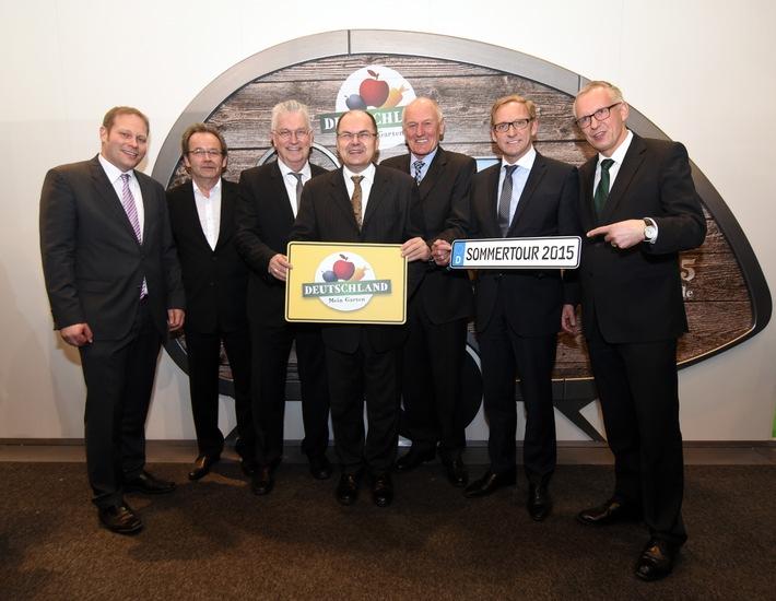Fruit Logistica: BVEO kündigt Sommertour 2015 an