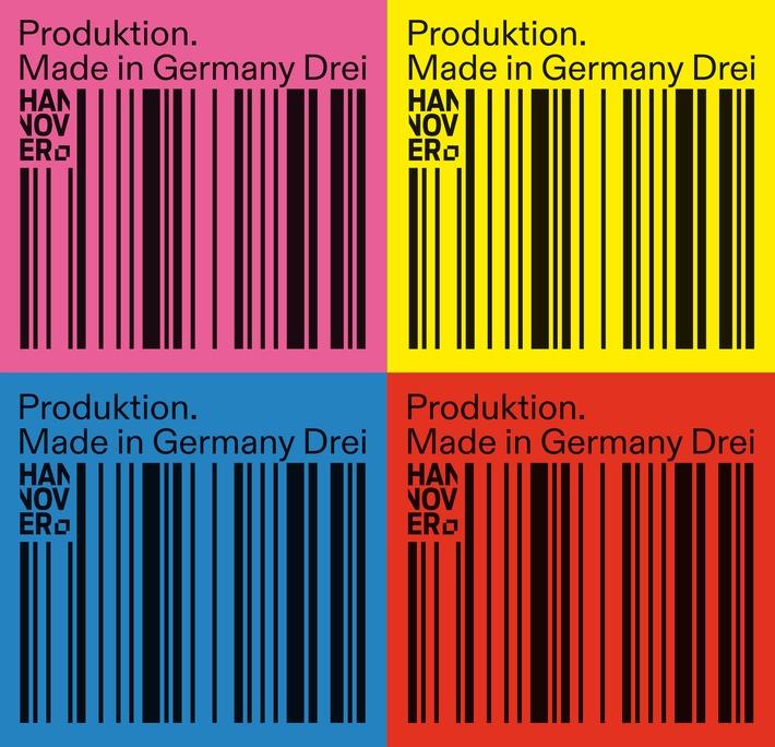 Hannover präsentiert: Produktion. Made In Germany Drei