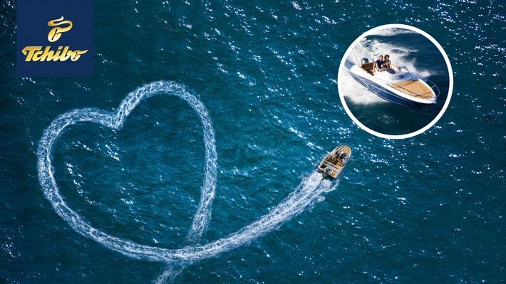 Werde zum König der Meere - Markensportboote jetzt exklusiv bei Tchibo