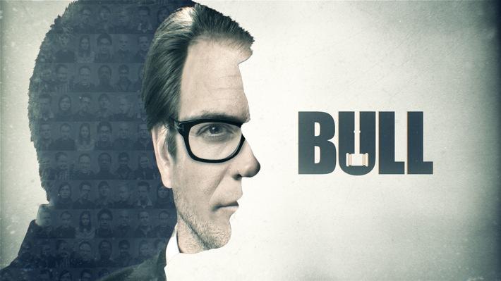 13th Street zeigt die Deutschlandpremiere der neuen Crime-Serie Bull mit Michael Weatherly