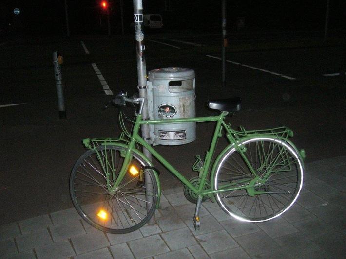 POL-MS: Fahrraddiebe verfolgt - Zeugen gesucht