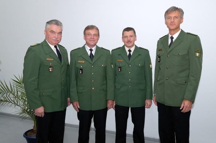 POL-MFR: (1979) Leitender Polizeidirektor im Ruhestand