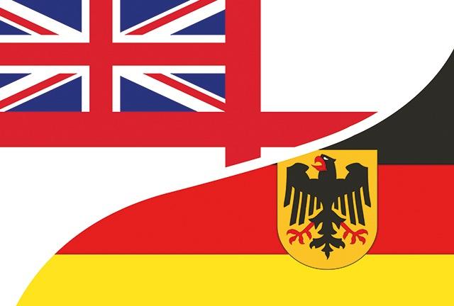 Von Gegnern zu Freunden - Einer der wichtigsten Kooperationspartner der Deutschen Marine - die Royal Navy