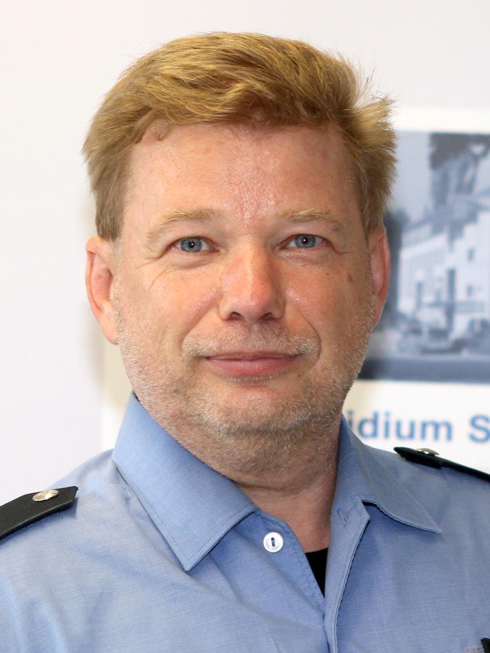 POL-DA: Griesheim: Ein bekanntes Gesicht kehrt zurück / Polizeioberkommissar Uwe Kiewitt ist neuer Bezirksbeamter