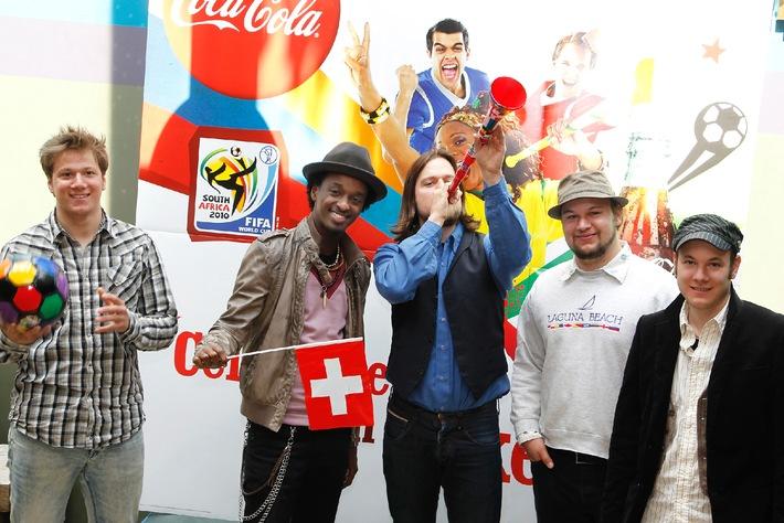 Hitparaden-Stürmer & Schweizer Newcomer Band / K'Naan trifft auf 77 Bombay Street