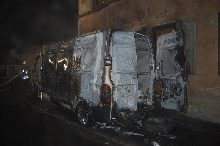 POL-PDKL: Fahrzeugbrand