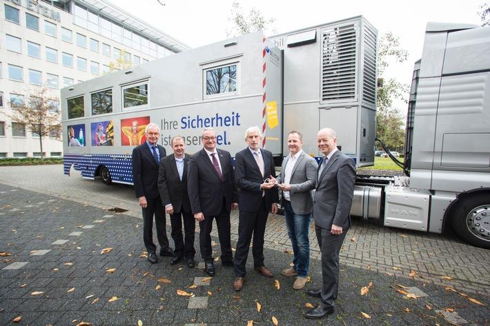 Neuer Schulungswagen für die BG ETEM: Mobiler Schulungsservice für Arbeitssicherheit und Gesundheitsschutz