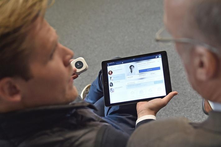 Neue mobile Services für über 20 Millionen HRS-Kunden - HRS implementiert conichi-Technologie in eigene App