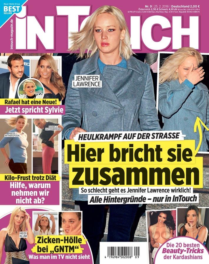 """Heidi Klum (42) in InTouch: """"Unsere Mädchen sind ein bisschen verweichlicht"""""""