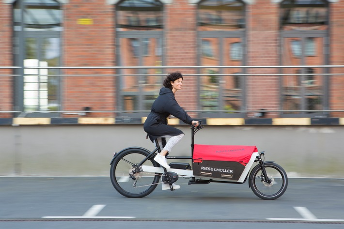 Riese & Müller 2017: Jede Menge Reichweite und ein neues E-Cargo-Bike / Die nahe Zukunft reicht doppelt so weit