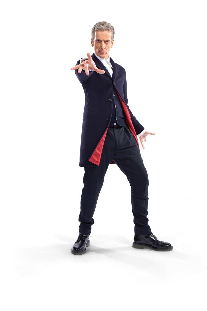"""Globale Premiere: Fox präsentiert achte Staffel der Kult-Serie """"Doctor Who"""" unmittelbar nach der Weltpremiere in Synchronfassung und im Original"""