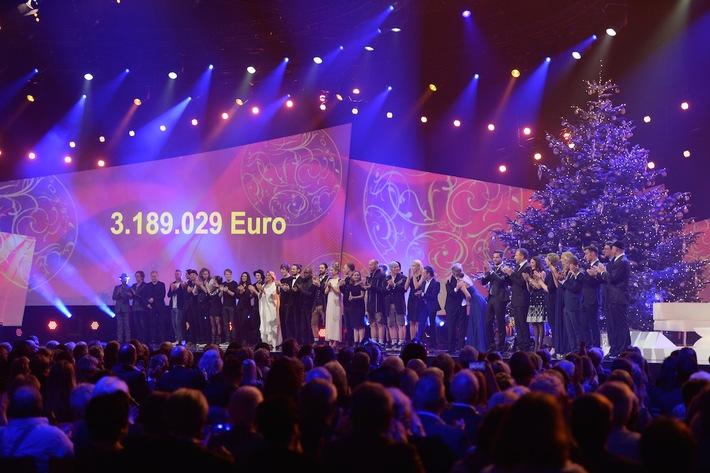 Vorhang auf für die 22. José Carreras Gala: SAT.1 Gold strahlt die Benefiz-Gala am Mittwoch, 14.12.16, ab 20.15 Uhr live aus dem Estrel Congress & Messe Center in Berlin aus