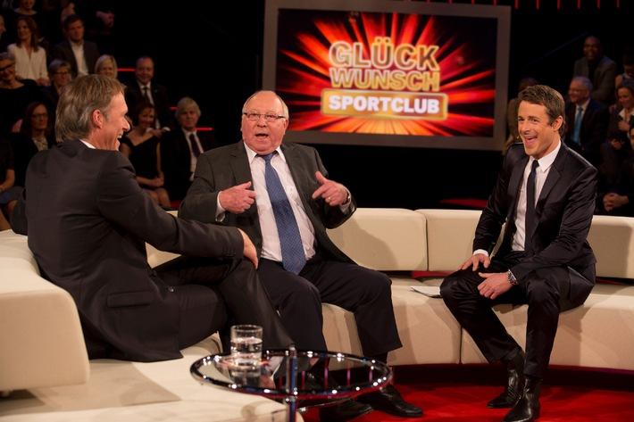 Norddeutscher Rundfunk feiert mit Gala-Sendung 40 Jahre Sport im NDR Fernsehen