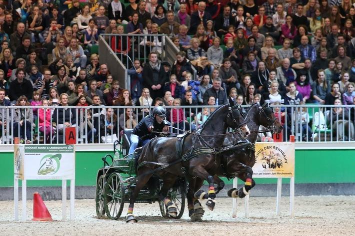 HIPPOLOGICA Berlin 2016: Sportliche Highlights zum 25. Jubiläum