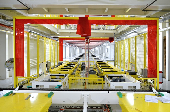 SKODA modernisiert und erweitert in den Werksferien seine tschechischen Werke