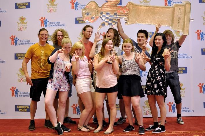 """Projekt """"Unisono"""" aus Lingen (Ems) gewinnt die Goldene Göre des Deutschen Kinderhilfswerkes"""