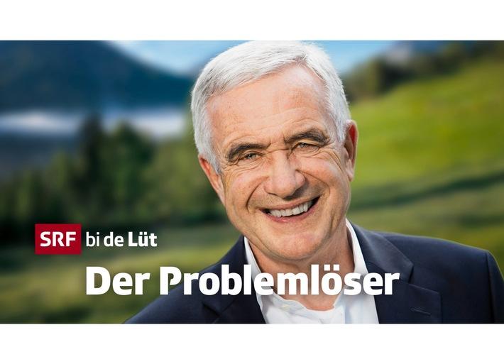 Fernsehen SRF 1: «SRF bi de Lüt - Der Problemlöser» und Schweizer Film / Optimistisches Coachingformat und glaubwürdiger Schweizer Film