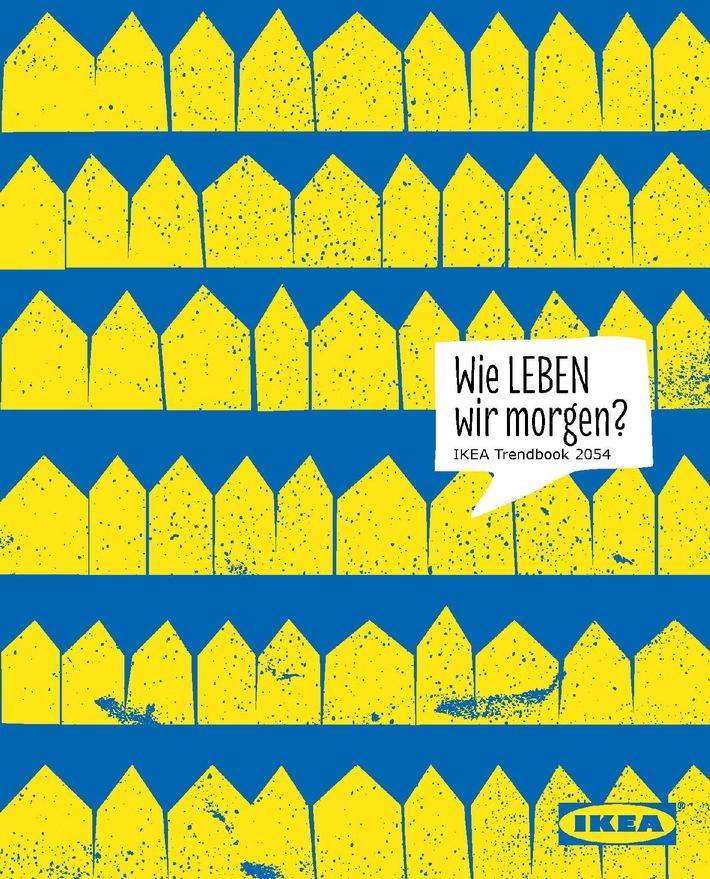 40 Jahre IKEA Deutschland: Wie wohnen wir in 40 Jahren? / Experten werfen einen Blick in die Zukunft