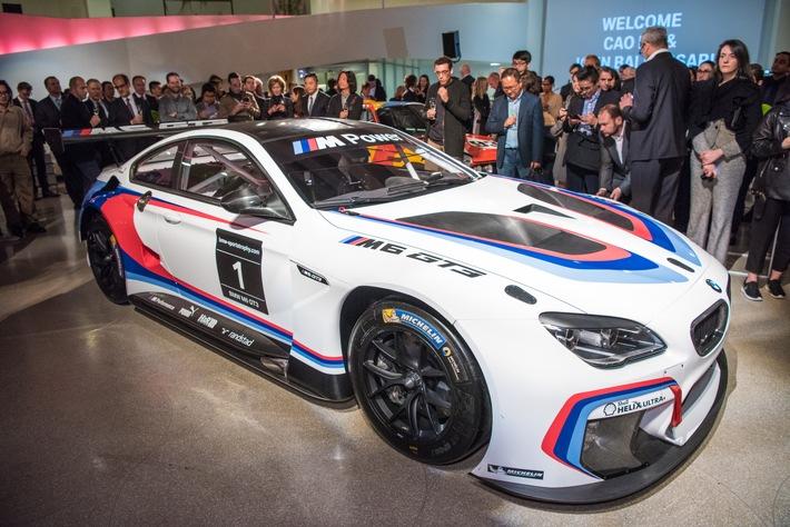 Cao Fei und John Baldessari gestalten BMW Art Cars