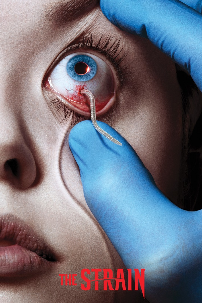 "Ein Vampirvirus bedroht die Menschheit: Sky startet die Horrorserie ""The Strain"" ab 12. Februar"