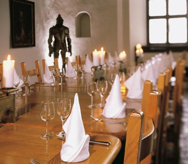 Heiraten im SALZRAUM.HALL - Hochzeiten im Ambiente Kaiser Maximilians - BILD