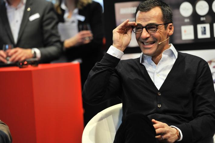 """Erol Sander: """"Die Brille ist mein sechster Sinn"""""""