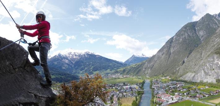 Kletterparadies TirolWest - Die große Freiheit im Kletterhimmel
