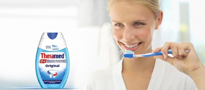 """Tag der Zahngesundheit am 25. September 2014: """"Gesund beginnt im Mund - ein Herz für Zähne!"""""""