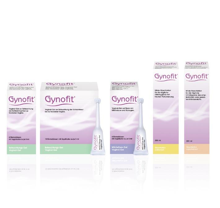 Problèmes vaginaux - Gynofit, l'alternative aux antibiotiques