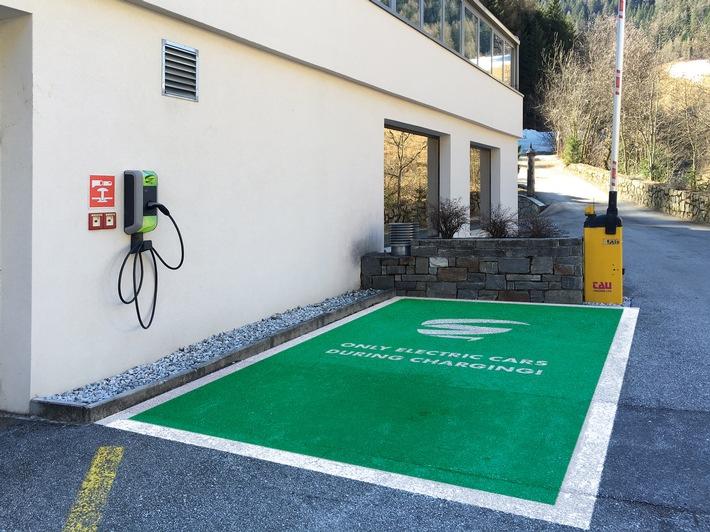 Greenstorm Mobility kooperiert mit SMATRICS bei neuem E-Tankstellen-Netz - BILD