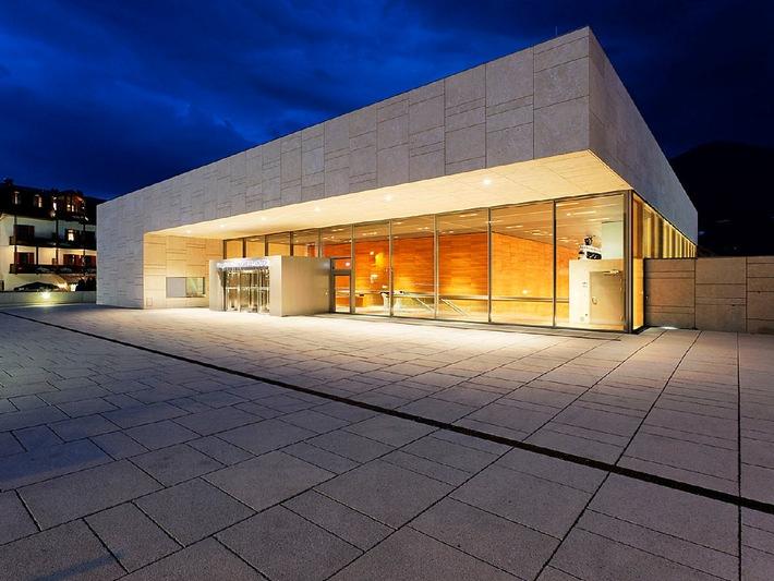 Ausgezeichnet: Das Ferry Porsche Congress Center Zell am See gewinnt internationalen Wettbewerb