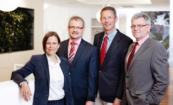 Landespreis für junge Unternehmen 2014 an Ambulantes Therapie-Zentrum Hämatologie / Onkologie Offenburg