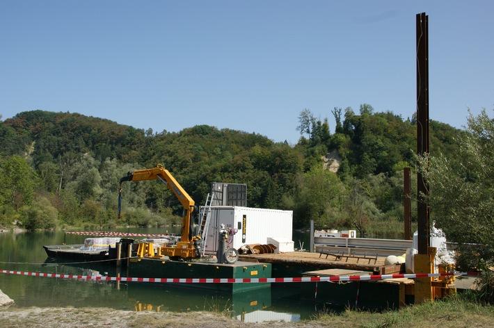 Centrale nucléaire de Mühleberg (CNM): Feu vert pour l'optimisation du système SUSAN et la construction d'un dispositif redondant pour le prélèvement d'eau de refroidissement