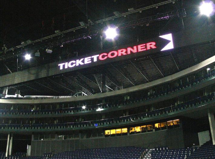 Ticketcorner e l'Hallenstadion di Zurigo danno vita a una collaborazione strategica