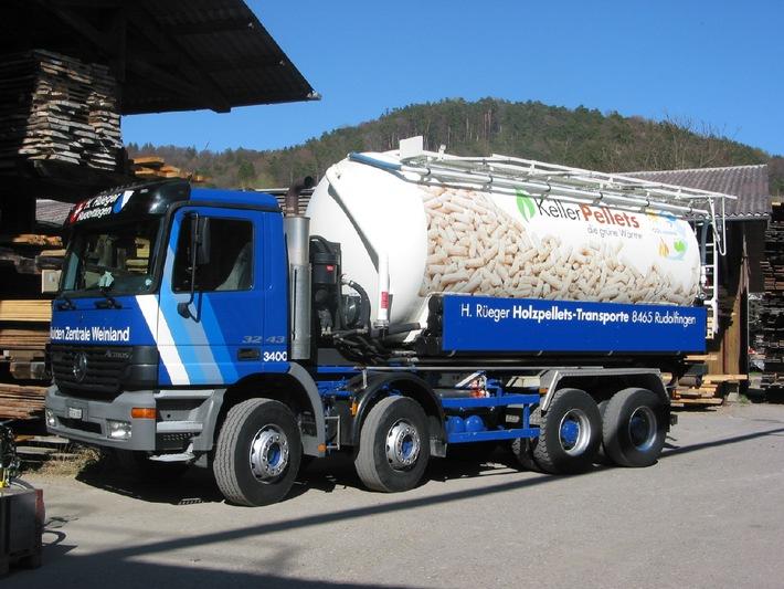 Energie du bois: La sécurité de l'approvisionnement est assurée durablement
