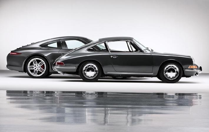50 ans de la Porsche 911 - La voiture de sport fête son jubilé