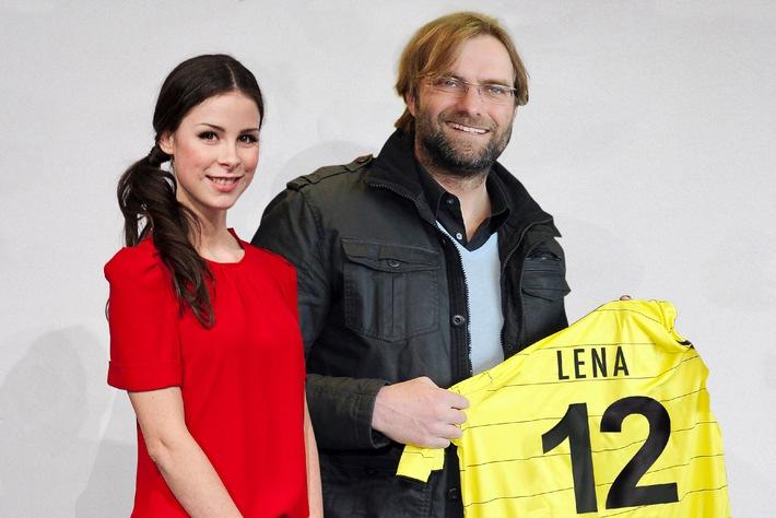 Lena und die Meister (mit Bild)