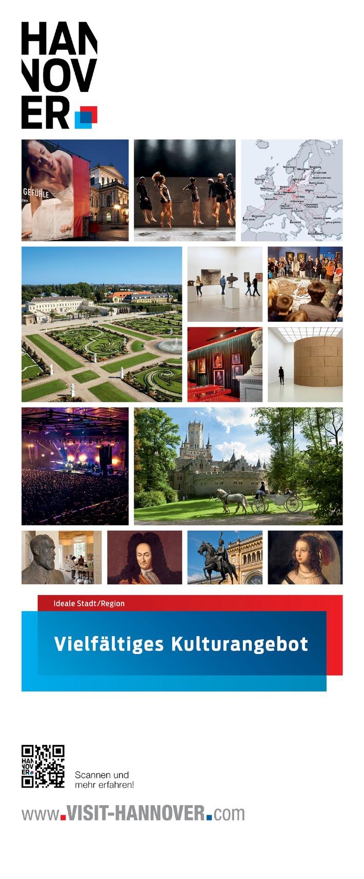 Vorhang auf für ein spannendes Kulturjahr 2015 in Hannover
