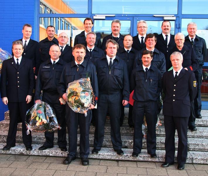 FW-E: 425 Dienstjahre bei der Essener Feuerwehr