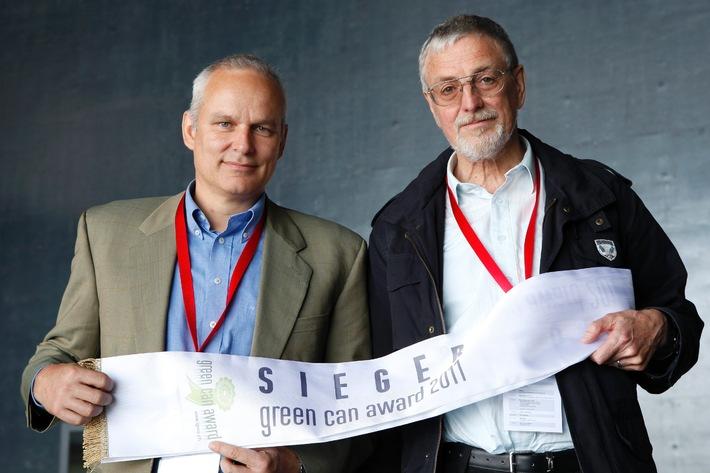 Alurecycling IGORA: Umweltpreis für Zürich, Solothurn und Basel