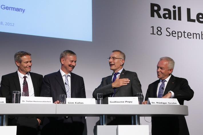 InnoTrans Convention: Informative Podiumsdiskussionen zu aktuellen und zukunftsrelevanten Themen der Bahnbranche