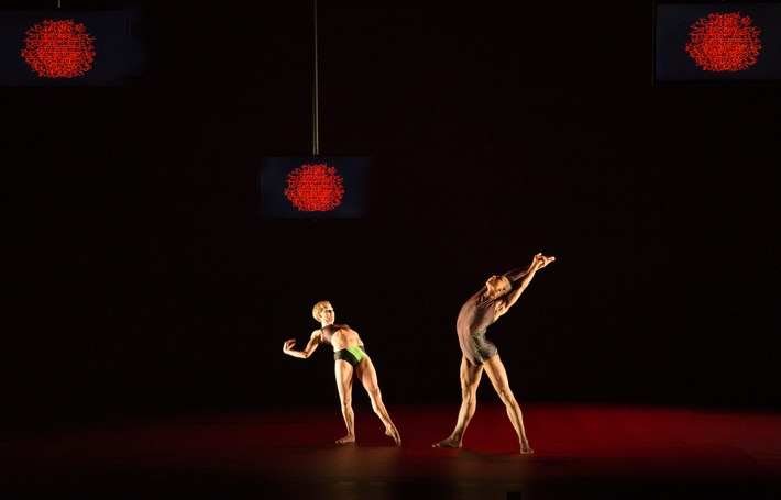 Programmpräsentation der 15. Ausgabe des Migros-Kulturprozent Tanzfestival Steps / Noch fünf Wochen bis zur Festivaleröffnung in Freiburg