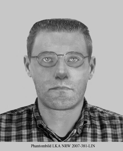 POL-REK: Polizei sucht Räuber mit Phantombild - Wesseling