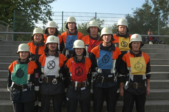 Bayrisches Familienteam aus Ebersroith am Start / Drei Familien bilden Feuerwehrmannschaft bei Deutschen Meisterschaften