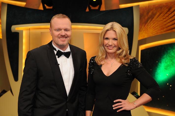 """Neue Dame bei Poker-König Stefan Raab: Jessica Kastrop moderiert die """"TV total PokerStars.de Nacht"""" (mit Bild)"""