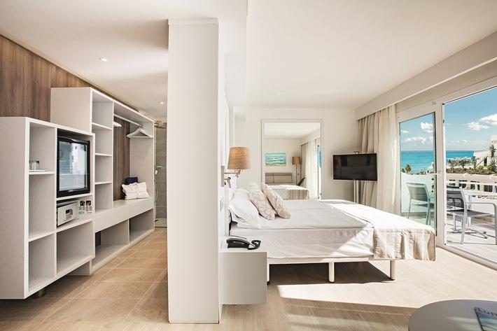 allsun Hotel Barlovento bietet Urlaubsgästen ab sofort auch 34 luxuriöse Suiten mit Meerblick an / alltours Gäste haben jetzt eine noch größere Auswahl bei der Zimmerwahl