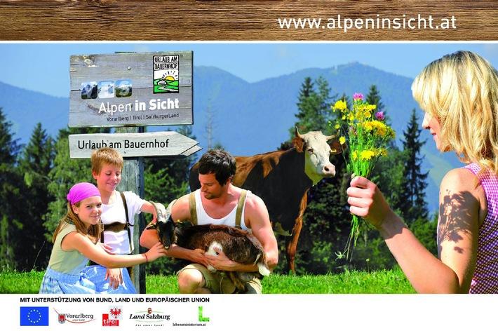 """""""Vacanze in fattoria"""" a Vorarlberg compie 20 anni"""