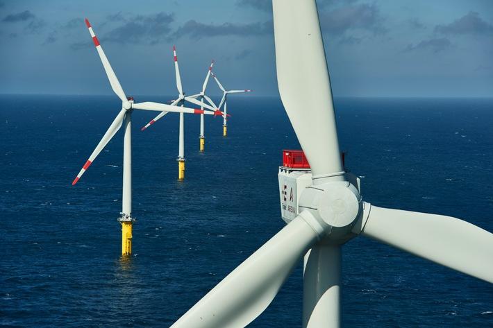 Weichenstellung für die zweite Ausbaustufe des Trianel Windpark Borkum / Trianel und EWE schließen Joint Venture
