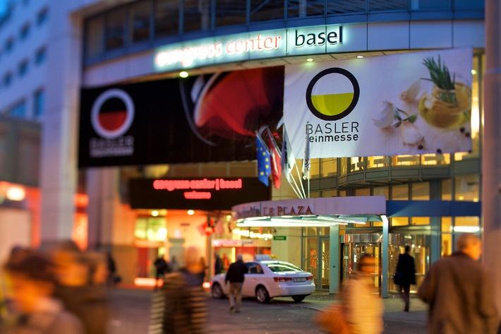 Basler Weinmesse / Basler Feinmesse 2012: Das Genussduo überzeugt und begeistert Weinliebhaber und Feinschmecker